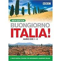 BUONGIORNO ITALIA! Audio CD's (NEW EDITION)