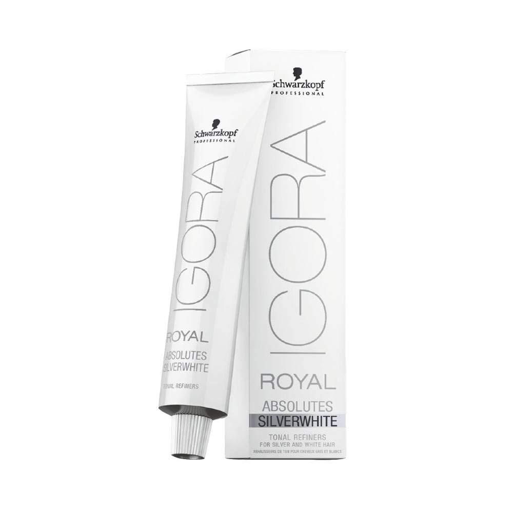 Igora Royal Absolutes Silverwhite Silver - 60 ml