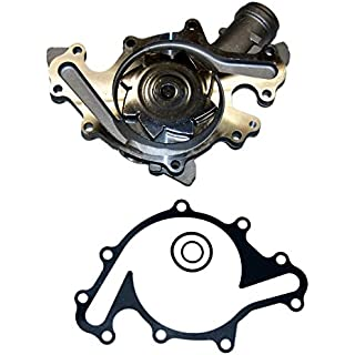 Discount GMB 125-1970 OE Replacement Water Pump with Gasket