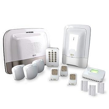 Tyxal+ - Pack alarma de casa inalámbrico compacto, GSM nº 3: Amazon.es: Bricolaje y herramientas
