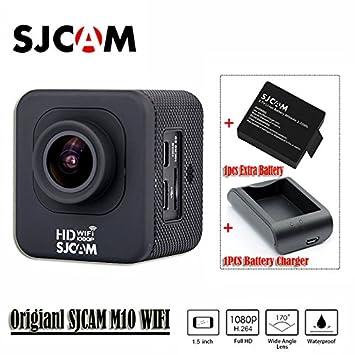 Original SJCAM M10 WIFI Cámara de acción Mini cubo 1080P ...