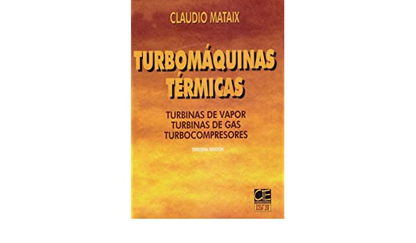 claudio mataix turbomaquinas termicas