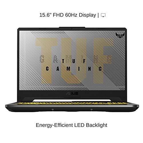 "HIDevolution ASUS TUF Gaming A15 FA506IV 15.6"" FHD 60Hz | 2.9 GHz Ryzen 7 4800H, RTX 2060, 8 GB 3200MHz RAM, 16 TB PCIe SSD | Authorized Performance Upgrades & Warranty"