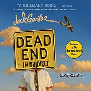 Dead End in Norvelt Audiobook