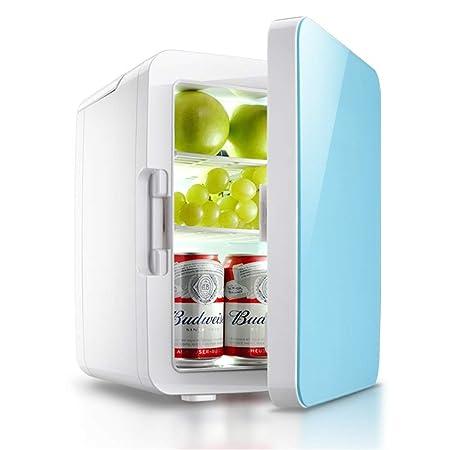 Mini caja de hielo Mini refrigerador refrigerador y calentador ...