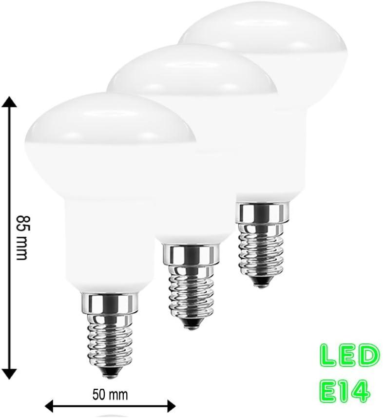 Müller-Licht LED Leuchtmittel Reflektor R50 6W fast 40W E14 430lm warmweiß 2700K