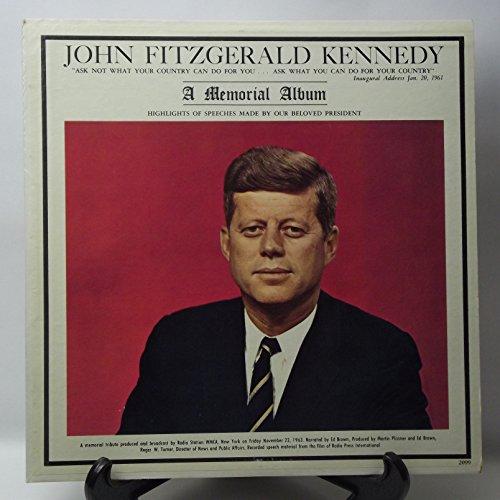 John Fitzgerald Kennedy: A Memorial Album
