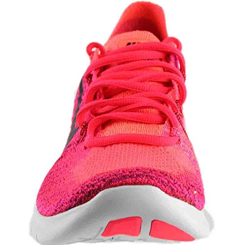 Running Compétition Homme Rouge Rose Chaussures Mango Red deadly Black Noir Multicolore de Air Solar Mangue Pink Flyknit Racer NIKE Zoom bright Mariah xqw06nP8z
