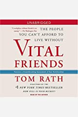 Vital Friends: The People You Can't Afford to Live Without Audible Audiobook