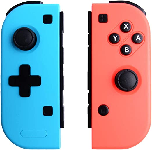 Owootecc Left and Right Wireless Pro Controller for Nintendo ...