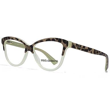 d392d67d75f7 Image Unavailable. Image not available for. Colour: DOLCE & GABBANA DG 3229  Eyeglasses ...