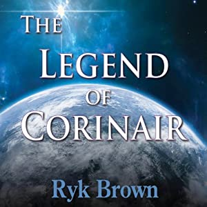 The Legend of Corinair Audiobook