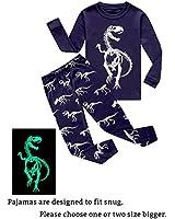Dinosaur Little Boys Long Sleeve...