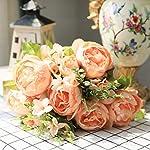 Luyue-Vintage-Artificial-Peony-Silk-Flowers-Bouquet-Home-Wedding-Decoration-Spring-Orange