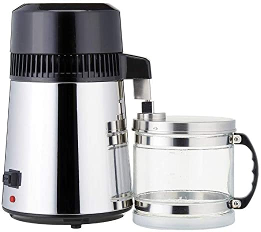 Inicio/Dental/Laboratorio Agua pura Destilador de filtro Acero ...