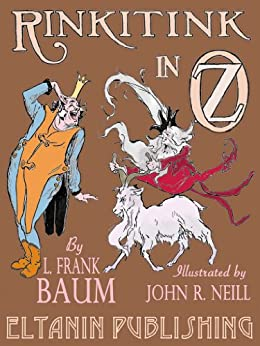 Rinkitink in Oz [Illustrated] by [Baum, L. Frank]