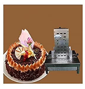 220V AC 50Hz Automatic Chocolate Chips Slicing Shaving Machine Chocolate Slicer Shaver