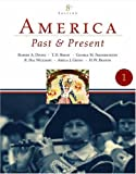 America, Past and Present 8th Edition
