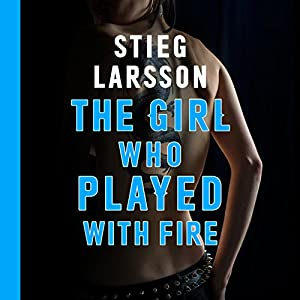 The Girl Who Played with Fire Audiobook
