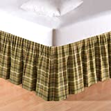 C&F Home Jocelyn Twin Bed Skirt 39x76