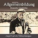 Angriff auf die Völker Europas (Reihe Allgemeinbildung) Hörbuch von Wolfgang Benz Gesprochen von: Marina Köhler, Michael Schwarzmaier