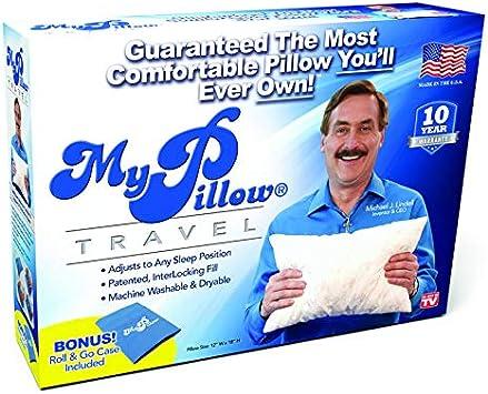 Amazon.com: My Pillow As Seen On TV Roll & GoAnywhere Travel