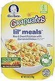 Gerber Graduates Lil' Meals - Rice Sweet Potato Carrot Chicken - 6 oz