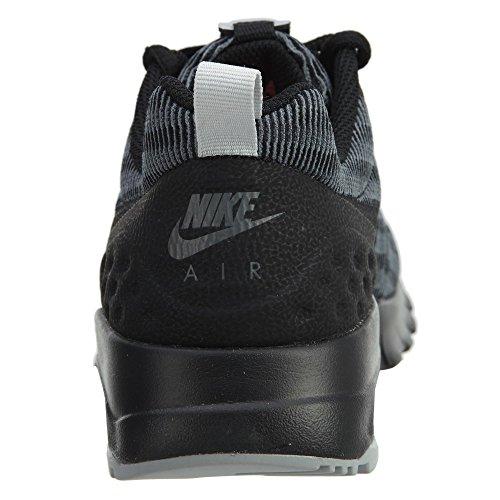 Nike Wmns Air Max Motion LW Se, Zapatillas de Gimnasia Para Mujer Black/Black-Wolf Grey-Dark Grey