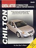 General Motors Cobalt & G5, 2005-2007 (Chilton's Total Car Care Repair Manuals)