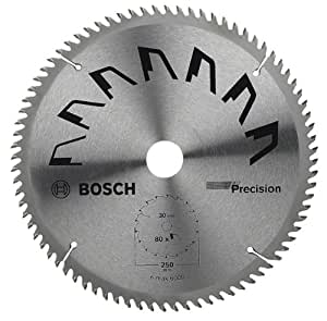 Bosch 2 609 256 882 - Hoja de sierra circular PRECISION
