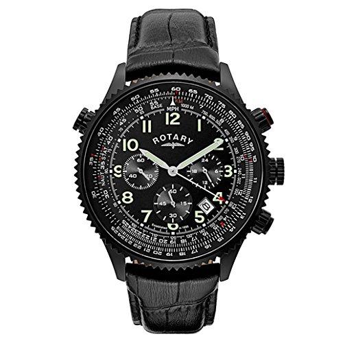 ROTARY Chronograph Men's Quartz Watch GS00122-04