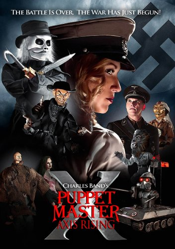 Puppet Master X: Axis Rising [Blu-ray]