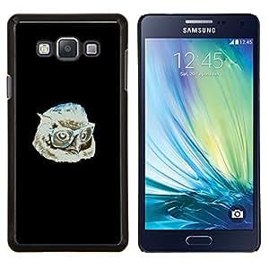 Stuss Case / Funda Carcasa protectora - Hipster Búho - Samsung Galaxy A7 A7000