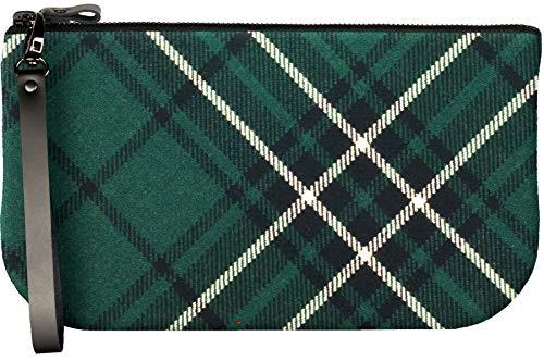 Leather Maclean With Clutch Ipad Fits Bag Modern Small Hunting Tartan Mini dwqPaRTd