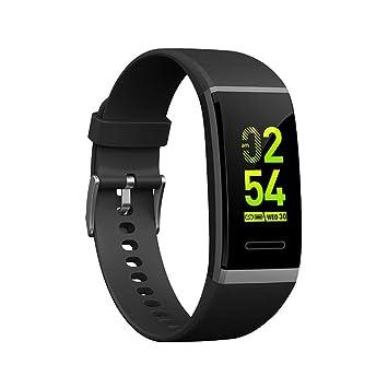 UTHDELD Smartwatch Smart Electrocardio Presión Arterial Pulsómetro ...