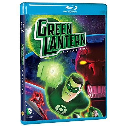 Green Lantern: The Animated Series [Blu-ray]
