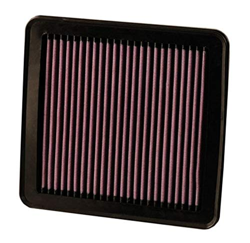 K&N Engine Air Filter: High Performance, Premium, Washable, Replacement Filter: 2006-2015 HYUNDAI/KIA (i45, Elantra Yuedon, Elantra, I30, Cerato, Cerato Koup, Forte, Forte Koup, Forte5), 33-2380
