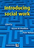 img - for Introducing social work book / textbook / text book