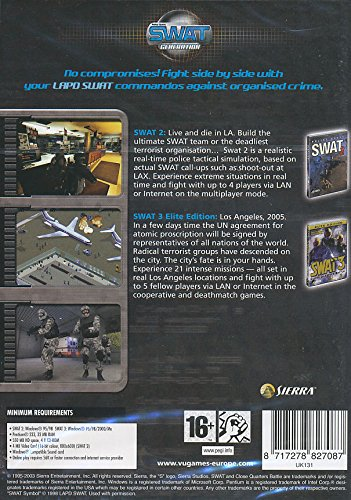 Amazon com: Swat Generations: Video Games