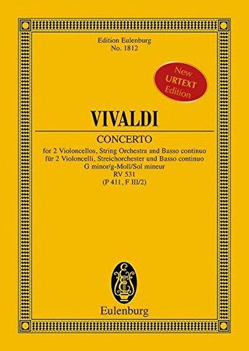 Concerto in G minor RV 531 (P 411, F III/2)