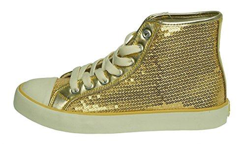Gotta Flurt Para Mujer Ca-hidisco Sneaker Gold