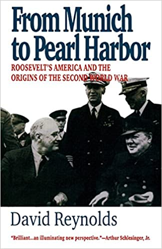 Amazon from munich to pearl harbor roosevelts america and from munich to pearl harbor roosevelts america and the origins of the second world war american ways series fandeluxe Gallery