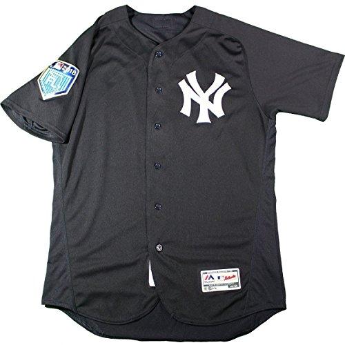 (Tino Martinez New York Yankees 2018 Spring Training Game Used #24 Home BP Top (2/26/18) (JC052435))