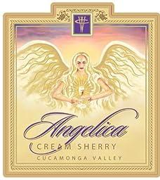 NV Wilson Creek Angelica Cream Sherry 375mL