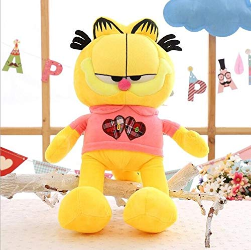 VIDANL 60Cm/80Cm Height Large Plush Doll Cat Toy Kids Sleeping Back Cushion Cute Stuffed Accompany Xmas Gift Stuffed Toys Boy Must Haves Inspirational Gifts Boys Favourite Characters by VIDANL