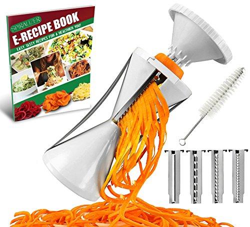 Spiralizer Blade Vegetable Spiral Slicer product image