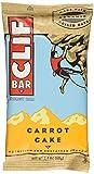 Clif Bar, 2.4 Ounce - Organic Carrot Cake (12 Pack)