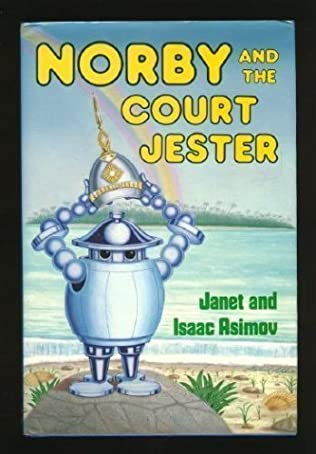 book cover of Norby and the Court Jester