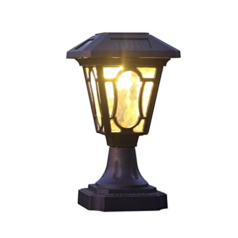 LED Lampadina Lanterna Luci Solare Energia Parete Impermeabile Luminoso Esterno