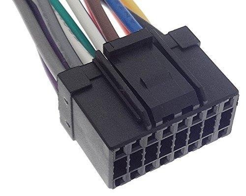 PIONEER (16) Autoradio Kabel Radio Adapter Stecker ISO ...